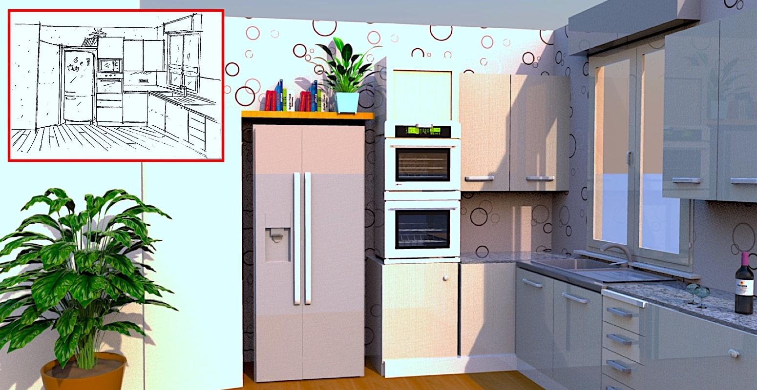 Progettazione d'interni, restyling, arredamento