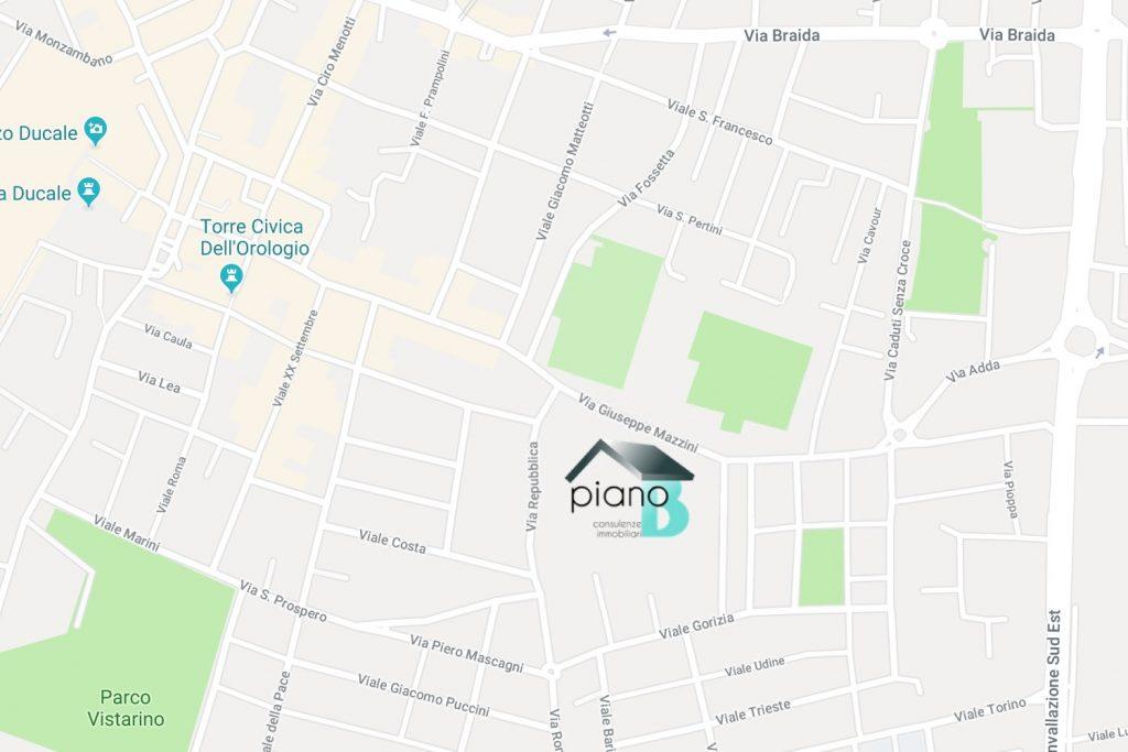 Piano B consulenze immobiliari - dove siamo